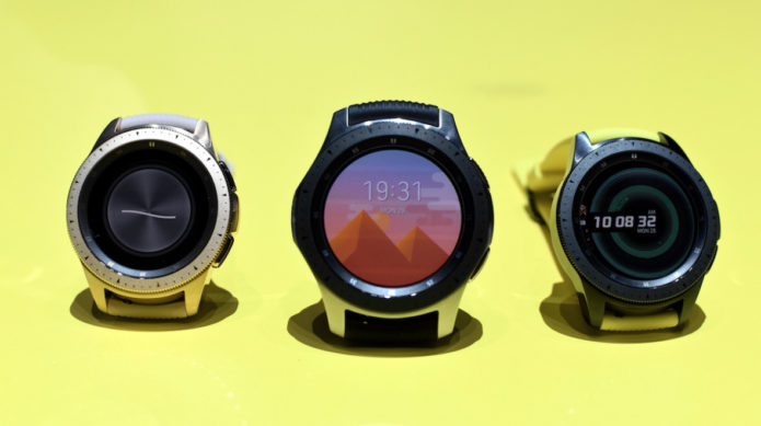 Samsung Galaxy Watch hands-on: A smartwatch that feels very familiar