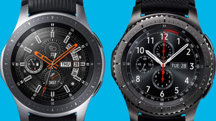 Samsung Galaxy Watch v Gear S3: Smartwatch face-off