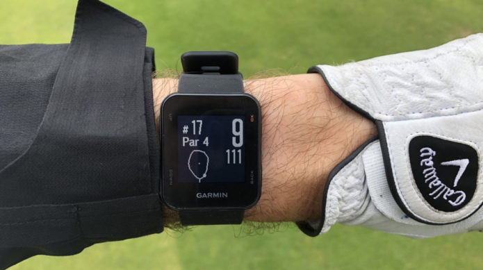 Garmin Approach S10 review : We take Garmin's budget golf watch for a spin