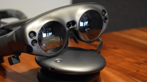 Magic Leap One Hands-on Review : First look – This is AR refined, but it's not moving the needle (yet)
