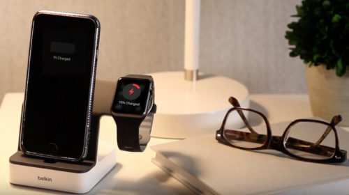 Power up: ​The best Apple Watch and iPhone charging stands