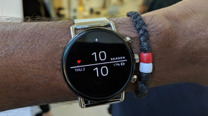 Skagen Falster 2 first look review: Wear OS at its stylish best