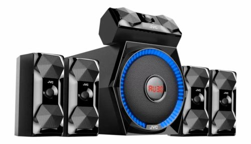JVC XS-XN511A Review: A half baked 5.1 sound system
