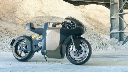 The Saroléa Manx7 Electric Superbike Is A Carbon Fiber Lover's Fantasy