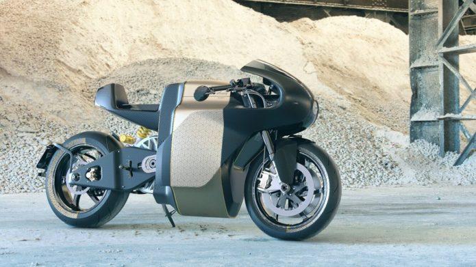 The Saroléa Manx7 Electric Superbike Is A Carbon Fiber Lover's Fantasy
