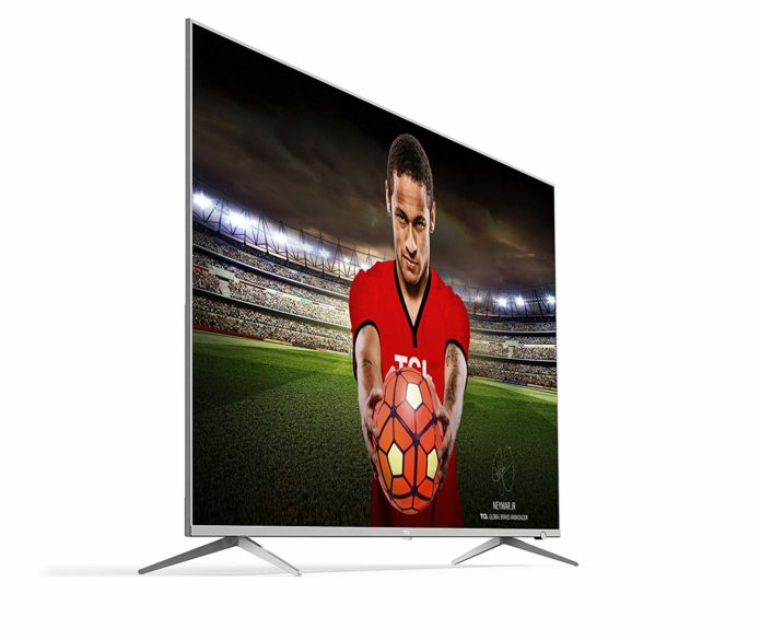 TCL 55DP648 Review : Hoping for a UK version of TCL's acclaimed sets? Prepare for a disappointment.