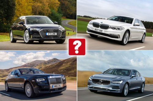 Best and worst luxury cars 2018