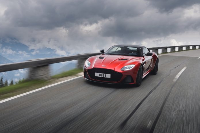 2019 Aston Martin DBS Superleggera first drive review: A flagship to love