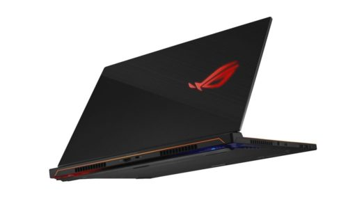 Asus ROG Zephyrus S GX531 hand-on review: The world's thinnest gaming laptop… for now