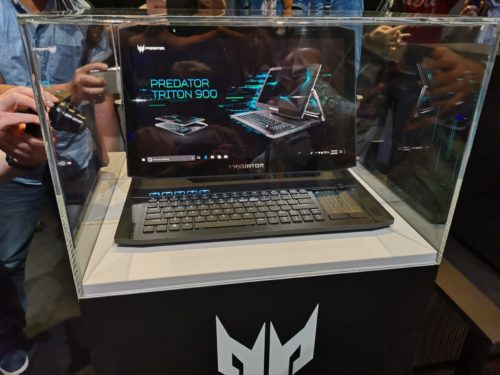 Acer Predator Triton 900 first-look – a 4K gaming 2-in-1 with an interesting party trick