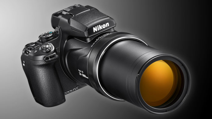 Nikon Coolpix P1000 test videos review