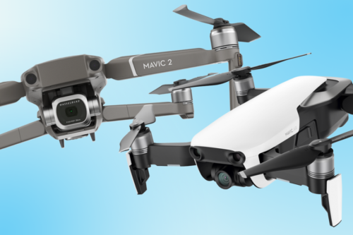 DJI Mavic 2 Pro vs DJI Mavic Air: Which is best?