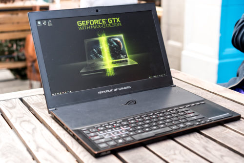 List of all GeForce GTX 1070 Max-Q laptops