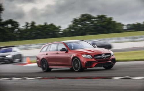 The 603hp AMG E63 S Wagon is the antidote to boring SUVs