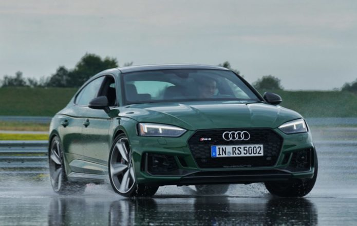 2019 Audi RS 5 Sportback first drive: Practically perfect