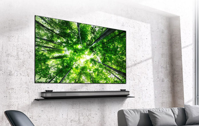 6 Best Features of the LG W8 Signature OLED Wallpaper TV