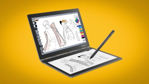 Lenovo Yoga Book C930 first-look