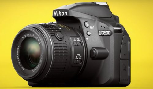 Nikon D3500 Hands-on Review
