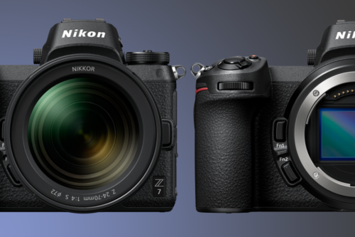 Nikon Z6 vs Nikon Z7: what's the difference?