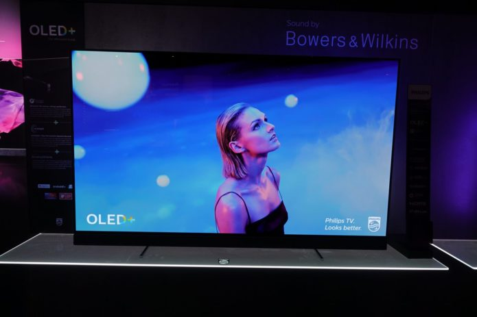 Philips 65OLED903 first look: An OLED that sounds as good as it looks