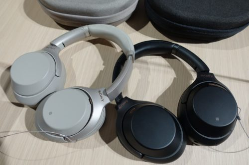 Sony WH-1000XM3 Hands-on Review : First look – The best just got better – again