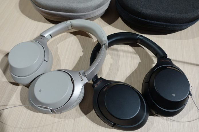 Sony WH-1000XM3 first look