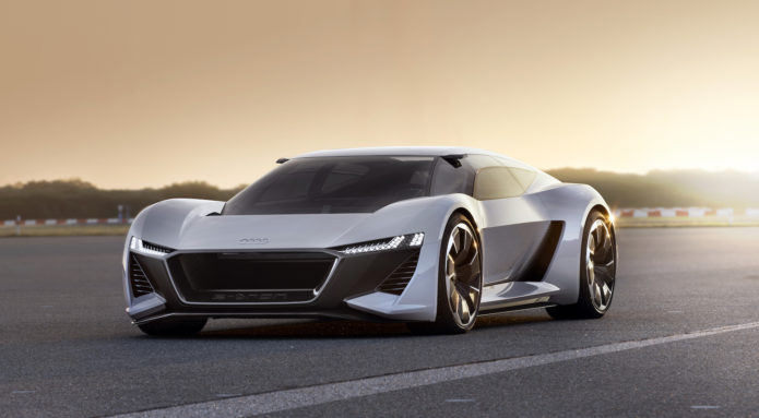 Audi PB18 e-tron concept is a vision of electric excellence