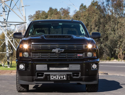 2018 Chevrolet Silverado 2500HD Midnight Edition Review