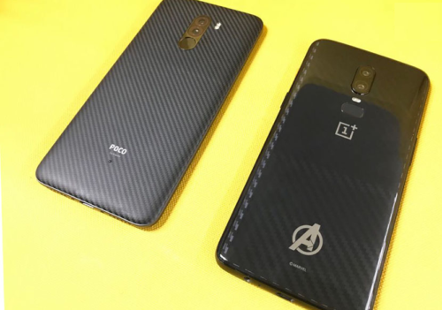 Poco F1 can beat OnePlus 6: 10 points!