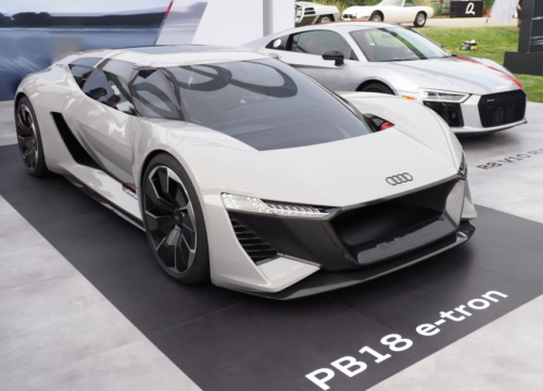 If Audi's PB18 is the future of sports EVs – count me in
