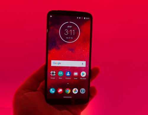 Moto Z3 hands-on: Getting ready for 5G