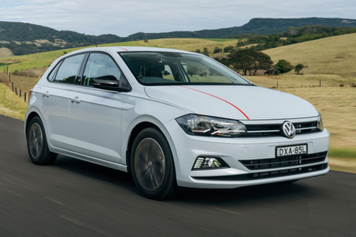 Volkswagen Polo range updated