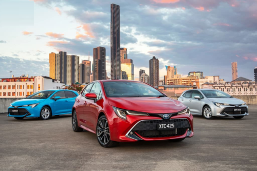 New Toyota Corolla hatch: Full details