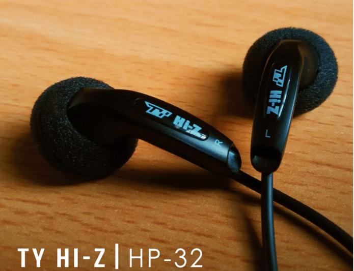 TY Hi-Z HP-32 first impressions, $25 IEM shootout