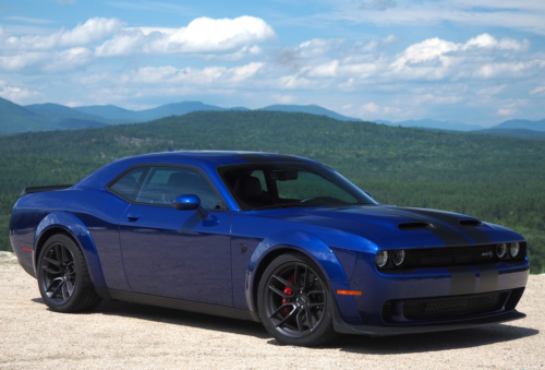 2019 Dodge Challenger Hellcat Redeye first drive: 797hp bragging rights