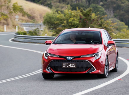 2018 Toyota Corolla Ascent Sport and ZR hybrid Review