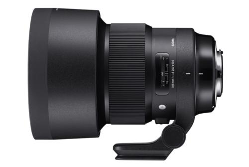Sigma 105mm f/1.4 DG HSM review