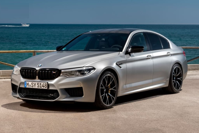 BMW M5 Competition: Full Aussie details