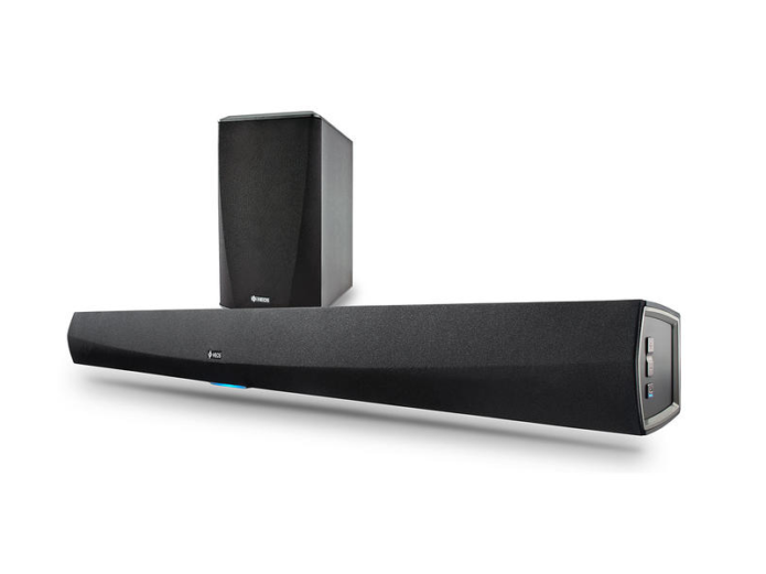 Denon HEOS HomeCinema HS2 soundbar review: Alexa, play 'Jurassic Park'