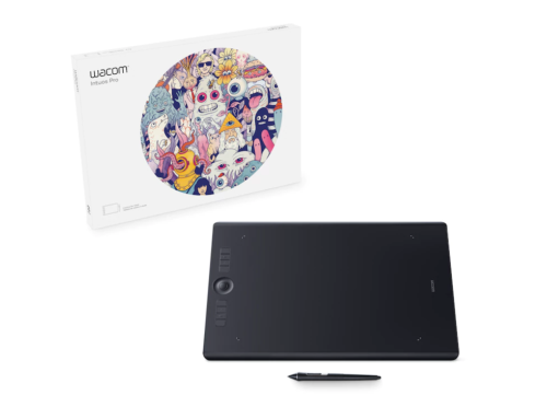 Wacom Intuos Pro Creative Tablet Review: A very useful accessory for extensive photo editing