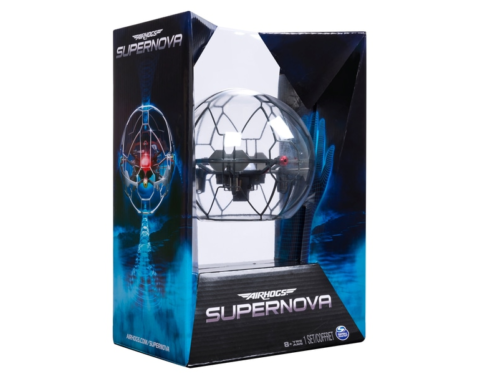 Air Hogs Supernova Review: Simple drone with motion control