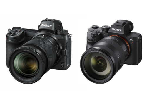 Nikon Z7 Vs Sony Alpha A7R Mark III : Mirrorless Full-Frame Camera Comparison