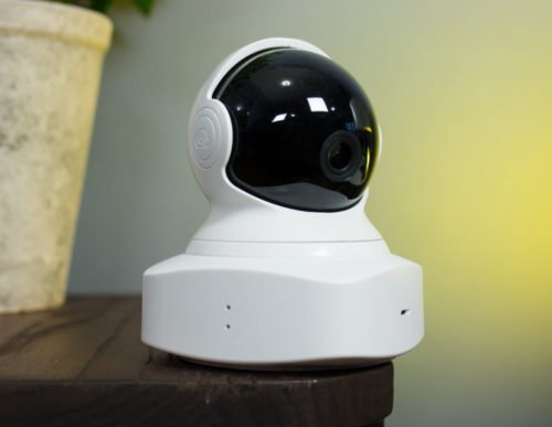 Yi-Cloud Dome Camera 1080p Review : This Dome Camera is a must-have device!