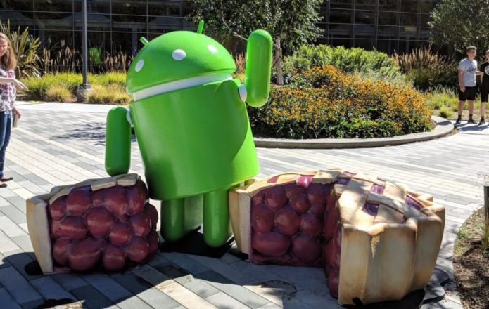 Android Pie update OEM checklist: who's in and who's not