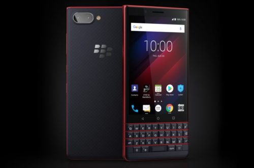 BlackBerry Key2 LE first look