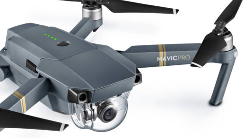 DJI Mavic 2 Pro Hands-on Review : First Impressions