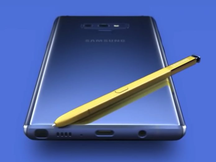 Galaxy Note 9 leak: here are all the details you can grab