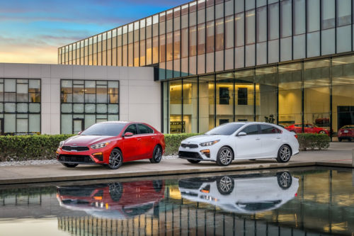 2019 Kia Forte: Everything You Need to Know About the New Model