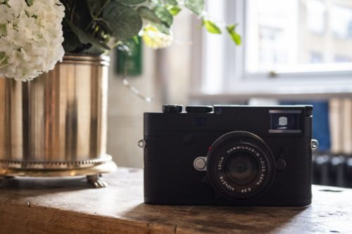 Leica M10-P first look