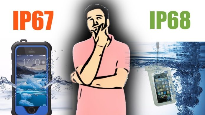 IP67 vs IP68: Waterproof IP ratings explained